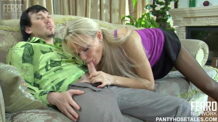 Мама в шоке от члена сына во время ебли с ним